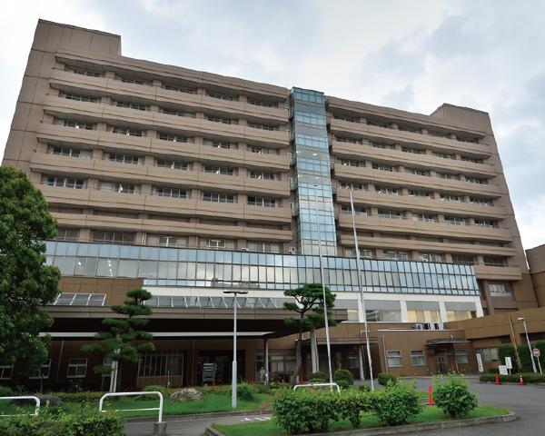 伊勢崎市民病院