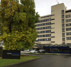 Luzerner Kantonspital Wolhusen ルツェルン(スイス)